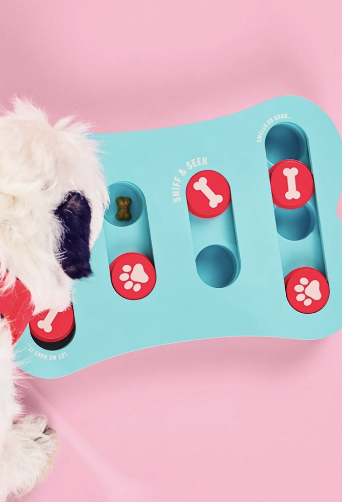 Dog Puzzle Game
