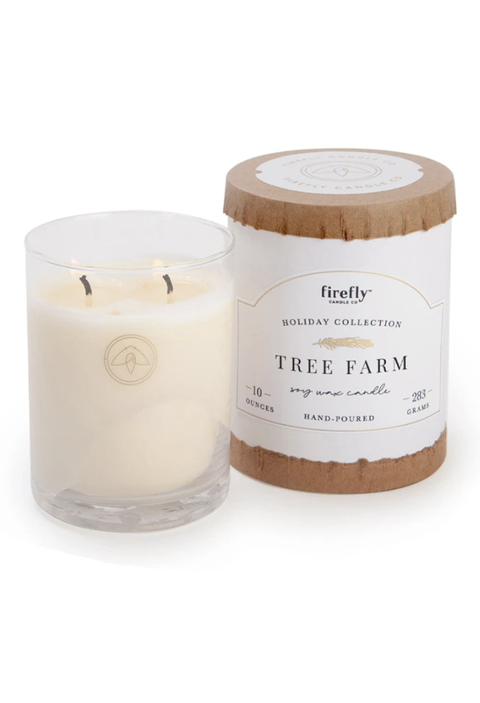Christmas Tree Farm 10 oz. Soy Candle