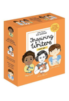 Inspiring Writers Book Gift Set by Little People Big Dreams
