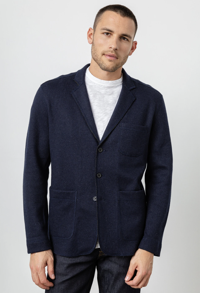 RAILS Dwight Knit Blazer