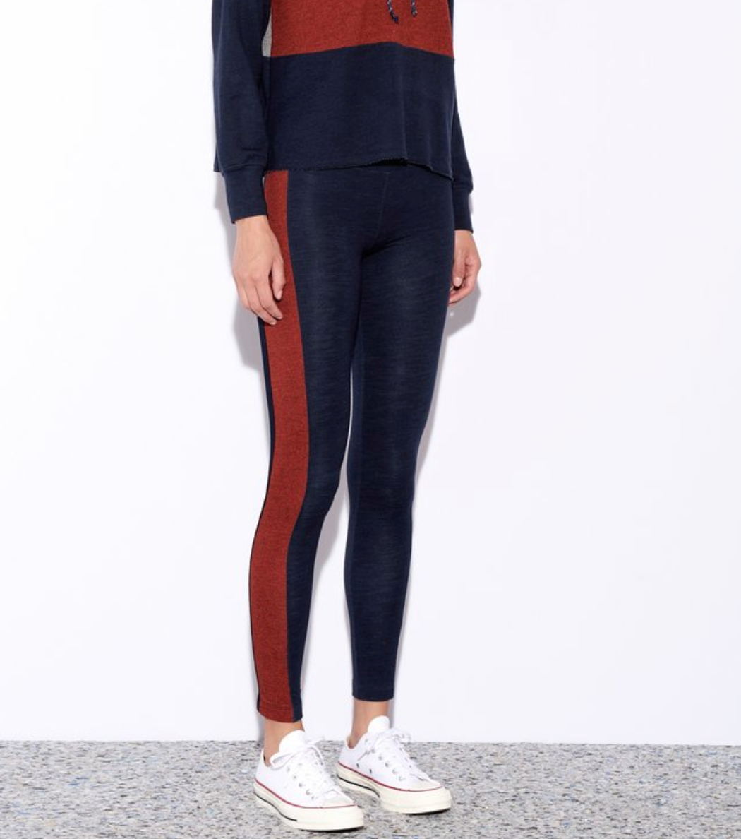 Sundry Marin Color Block Leggings