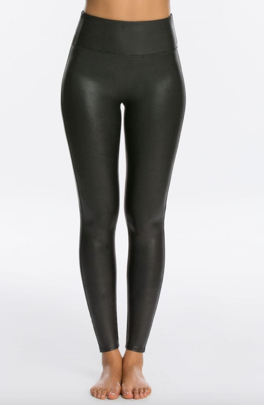 .Spanx Faux Leather Legging - RUST & Co.