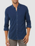 Faherty Indigo Knit Pacific Shirt