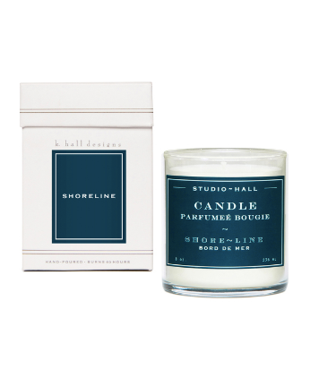 Shoreline Scent Jar Candle