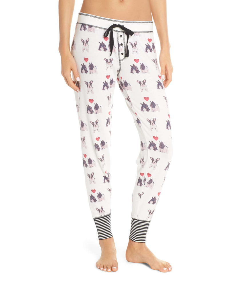 PJ Salvage French Bulldog PJ Set