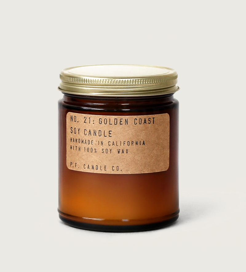 P.F. Candle Co. Golden Coast - RUST & Co.