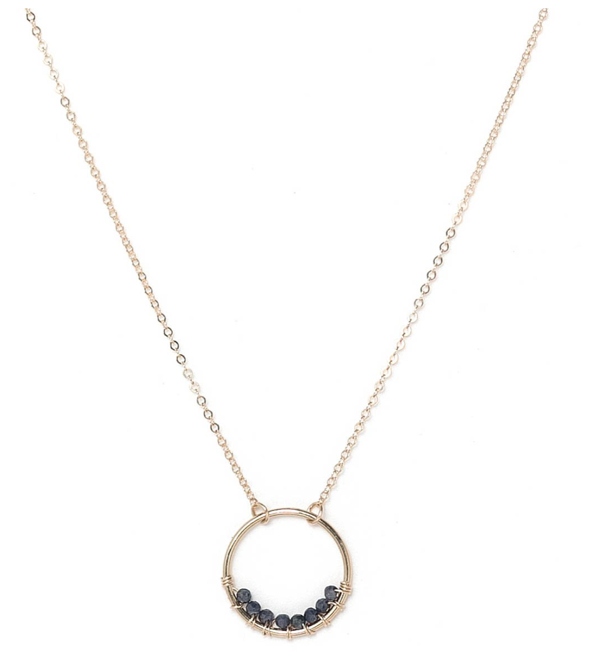 Curra Sapphire Necklace