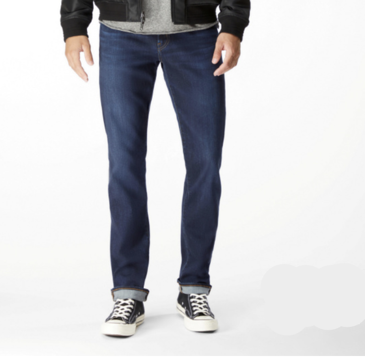 J Brand Kane Straight Fit Jeans, Gleeting