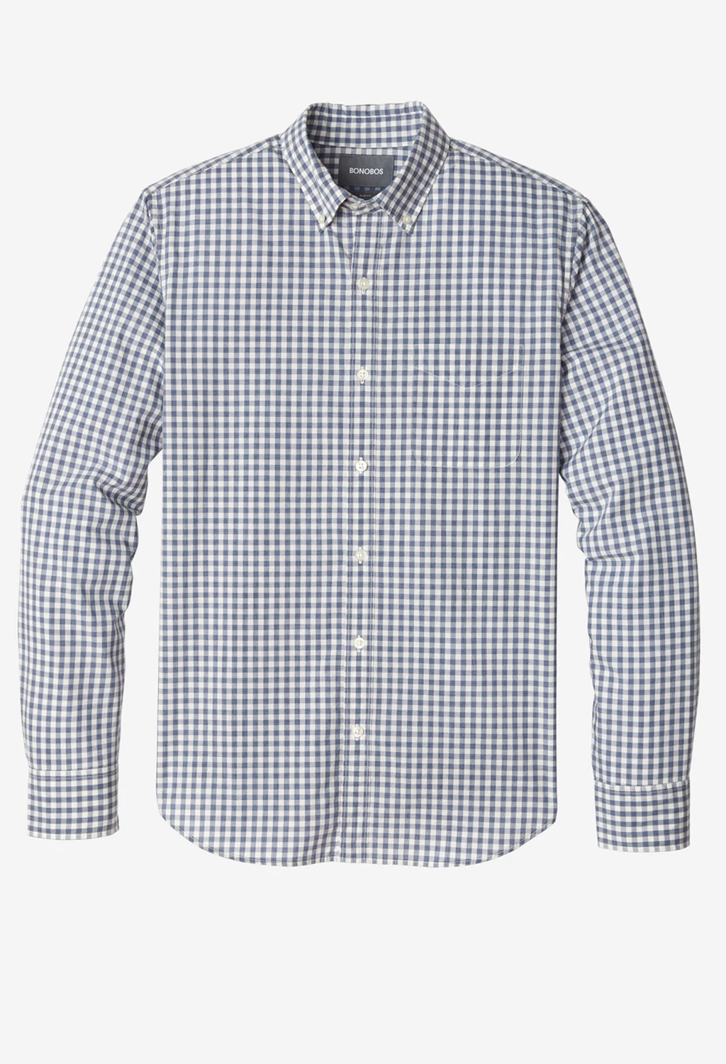 Bonobos Light Weight Gingham Button Down