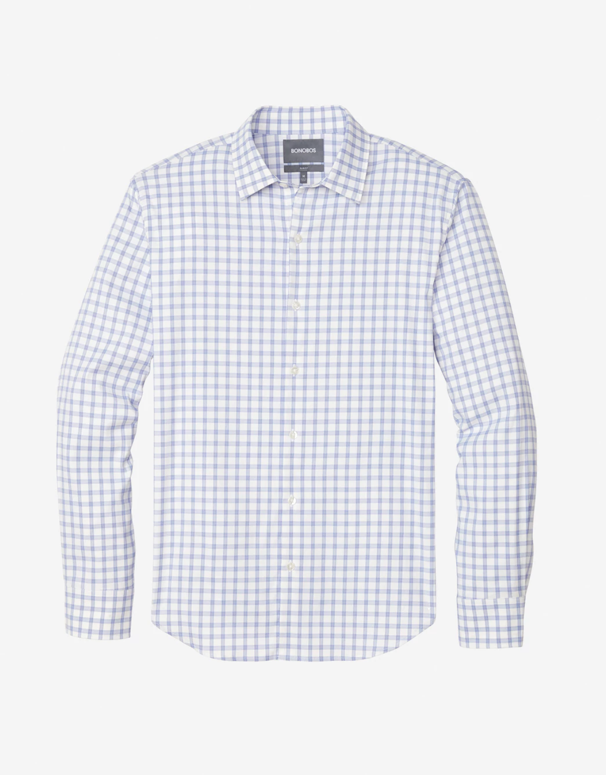 Bonobos Tech Check Button Down - RUST & Co.