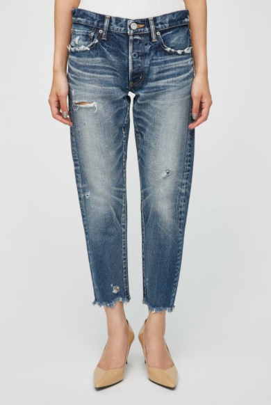 Moussy MV Kelly Tapered Denim