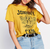 Johnny Cash Boots Boyfriend T-shirt