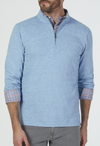 Faherty Suffolk Pullover - RUST & Co.