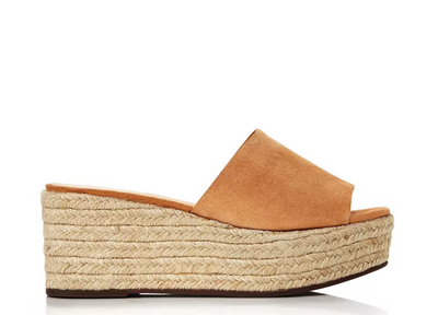 Schutz Thalia Wedge Slide - RUST & Co.