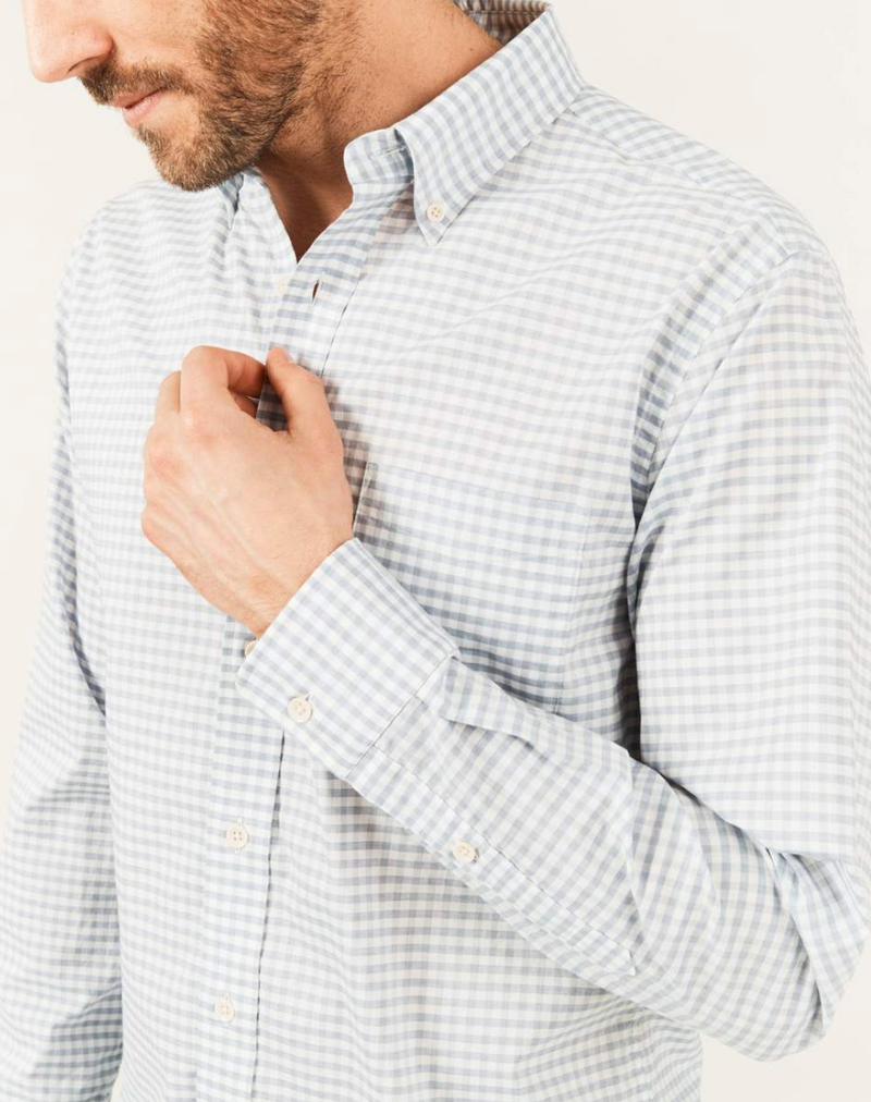 Faherty Everyday Gingham Shirt - RUST & Co.