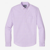 Bonobos Lavender Plaid Washed Button Down - RUST & Co.
