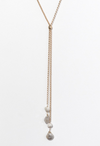 Long Ryesen Necklace - RUST & Co.