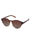 Pilgrim Sunglasses, Vasilia Brown Tortoiseshell - RUST & Co.