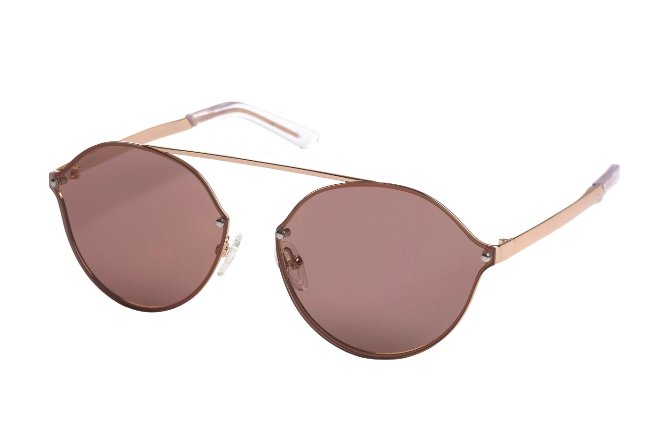 Pilgrim Sunglasses, Zadie Rose Gold Plated