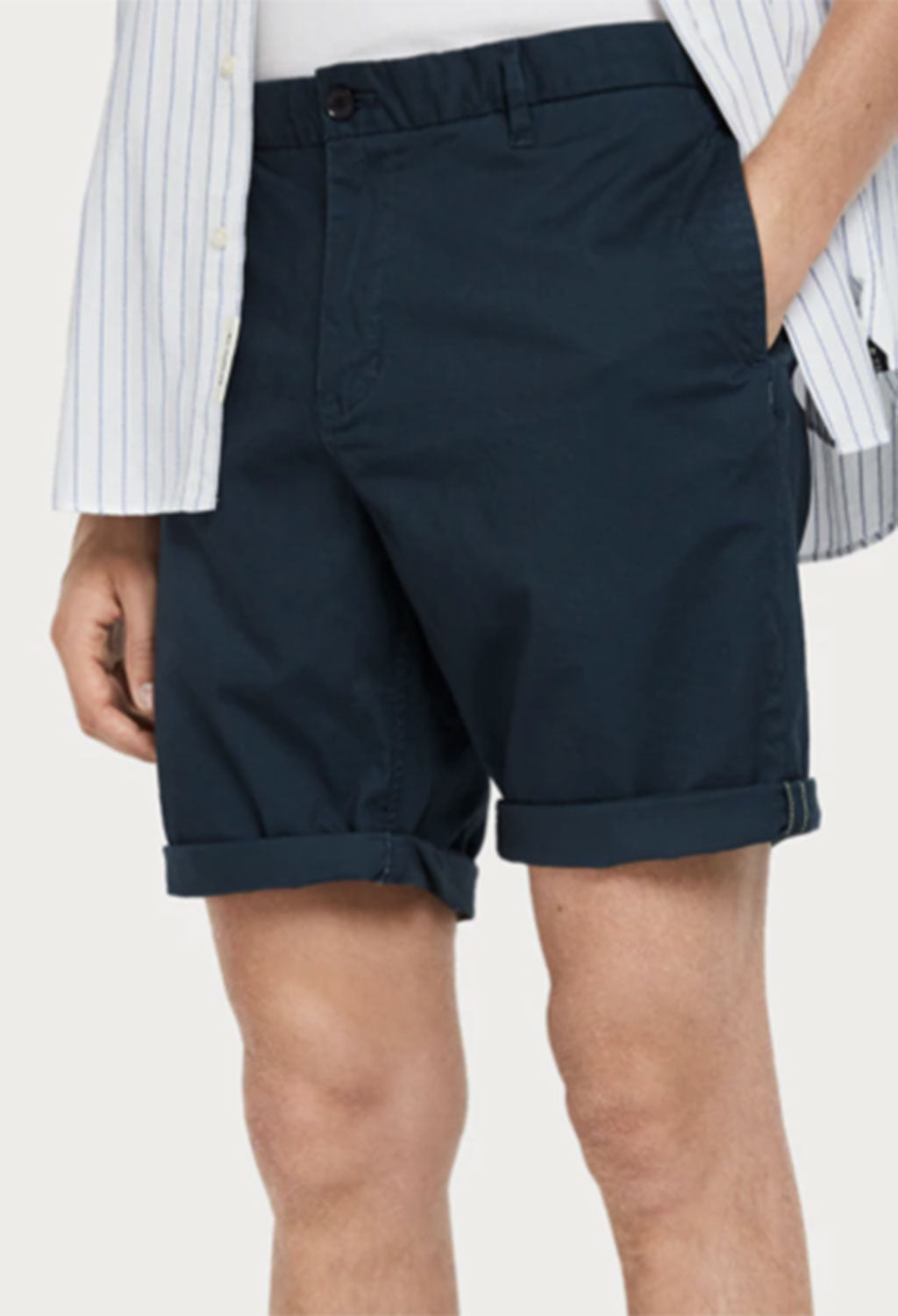 Scotch & Soda Stretch Chino Short