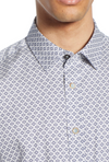 Ted Baker Gooslin Short Sleeve Shirt - RUST & Co.
