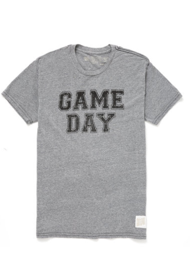 . Game Day Graphic Tee