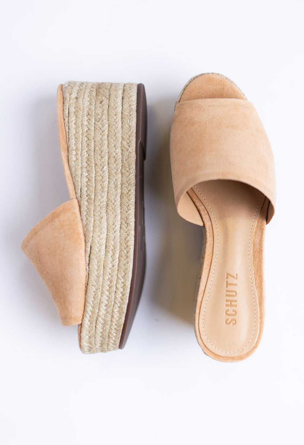 Schutz Thalia Wedge Slide
