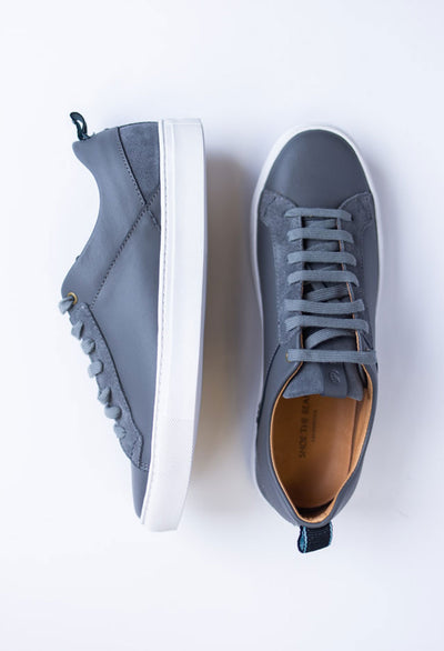 Linden Leather Sneaker - RUST & Co.