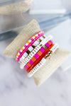 CL Seaside Snow Cone Disc Bracelet
