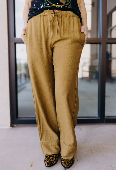 Tatum Slinky Pant - RUST & Co.