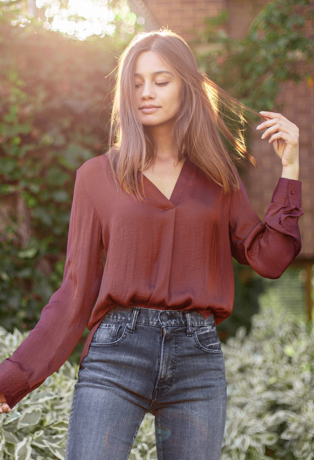 Clara Henley Top