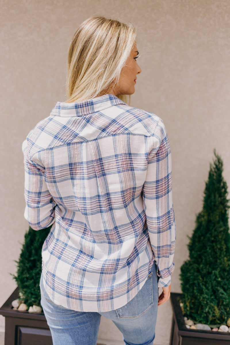 Rails Charli Button Down Shirt - RUST & Co.