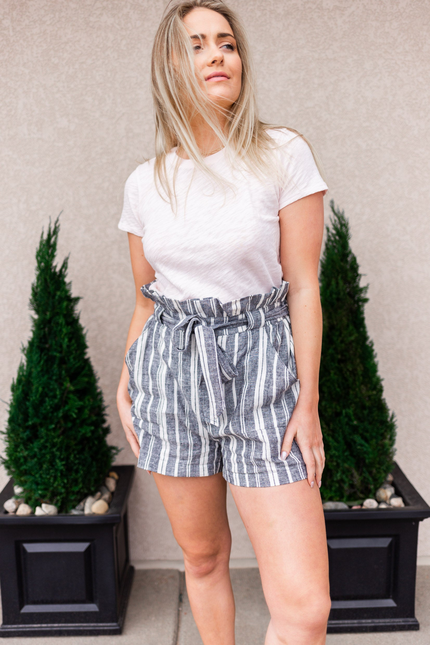 Cupcakes & Cashmere Monterey Shorts