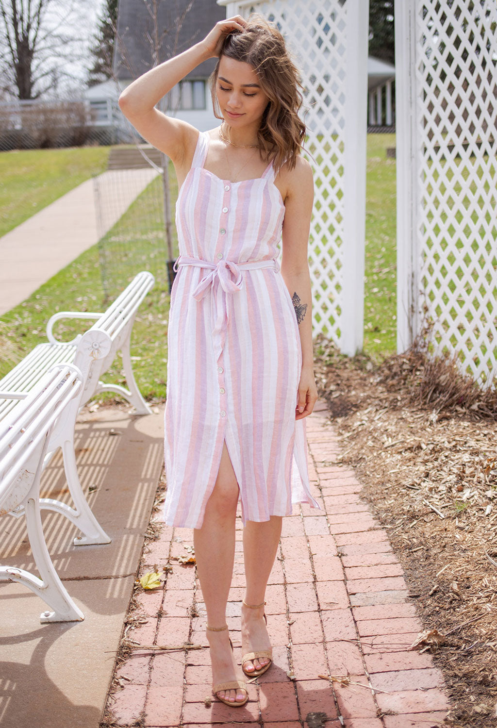 Rails Clement Dress
