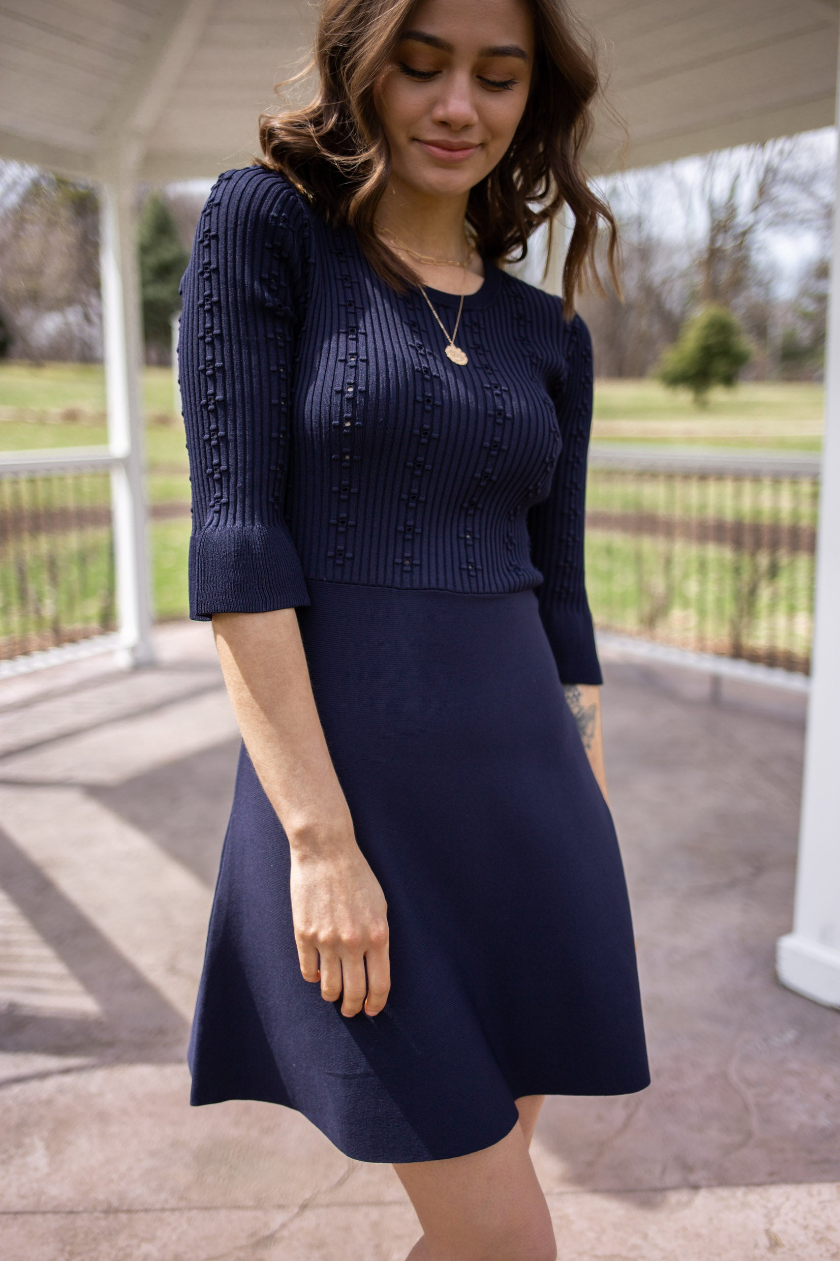 Cupcakes & Cashmere Katrina Sweater Dress