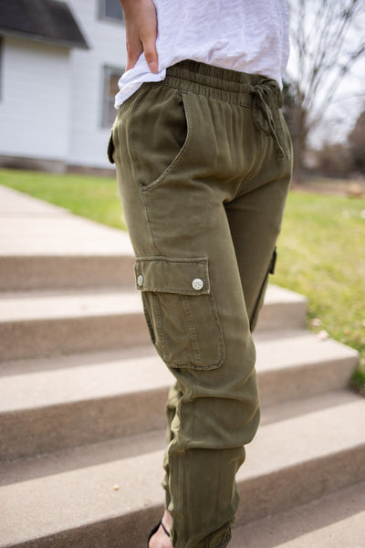 Vintage Military Jogger - RUST & Co.