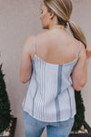 Anna Striped Cami - RUST & Co.
