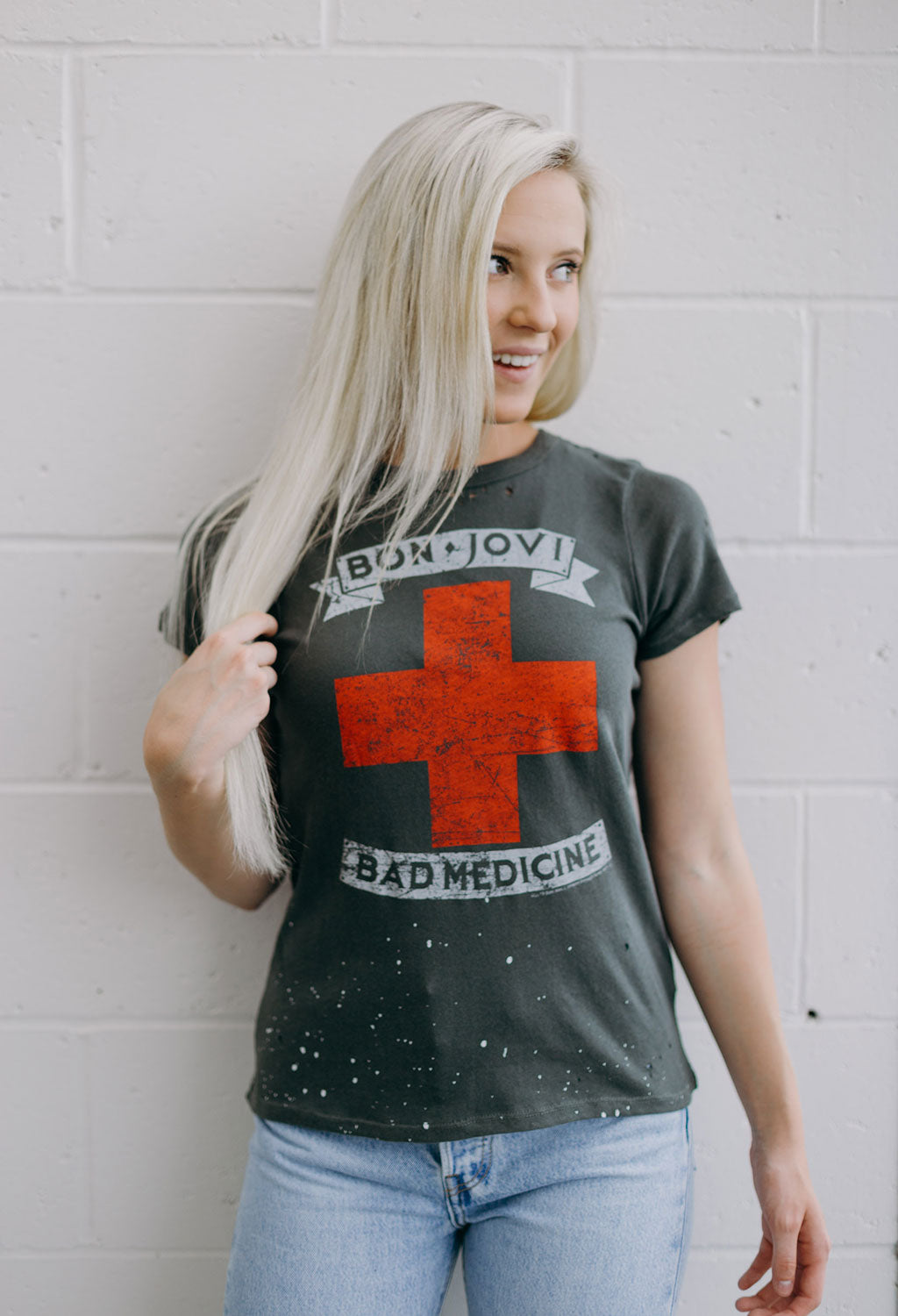 Chaser Bad Medicine Tee - RUST & Co.