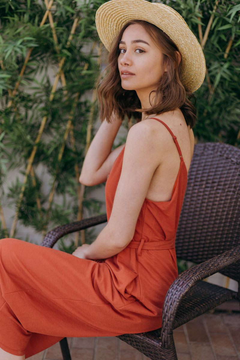 Lack of Color Straw Boat Hat - RUST & Co.