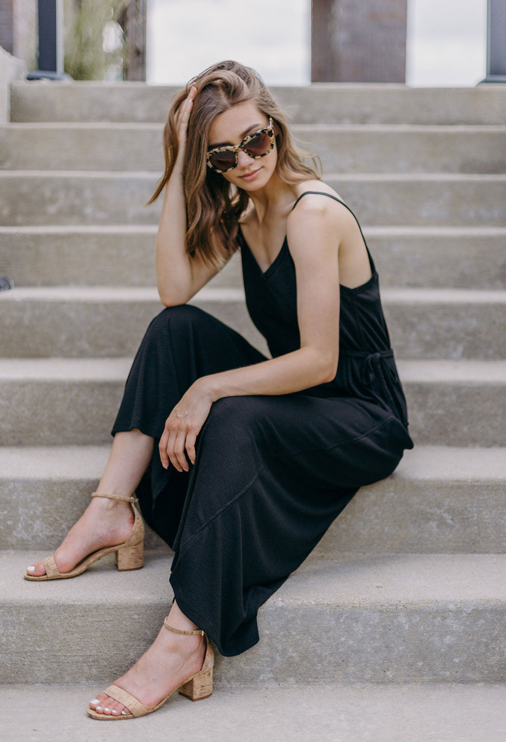 Tara Knit Jumpsuit