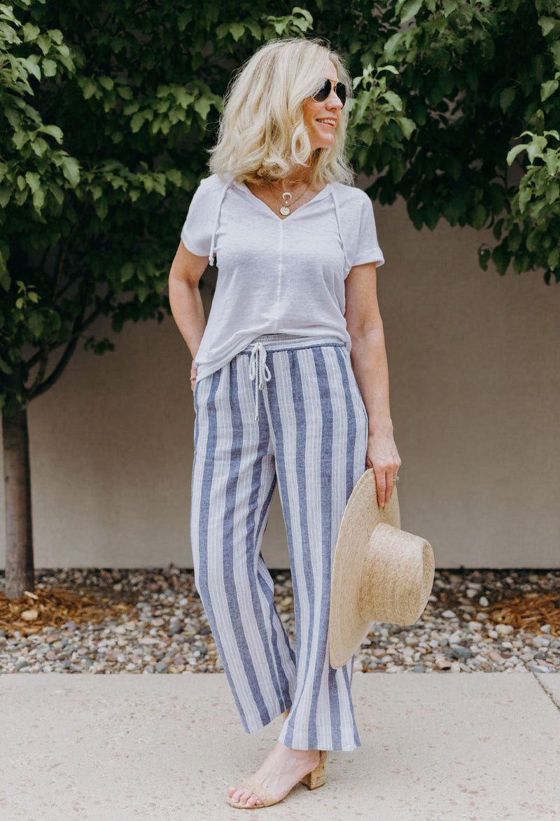 Rails Agnes Cannes Stripe Pant