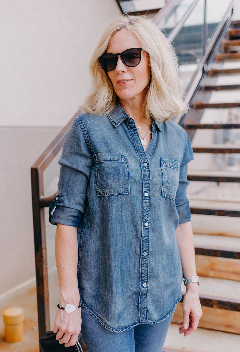Folly Chambray Shirt