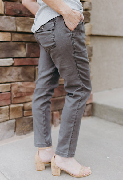 Shannon Utility Trouser - RUST & Co.