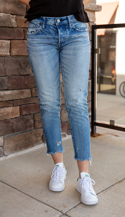 Moussy MV Keller Tapered Denim