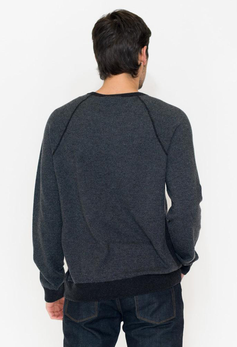Vince Birdseye Crew Sweater - RUST & Co.