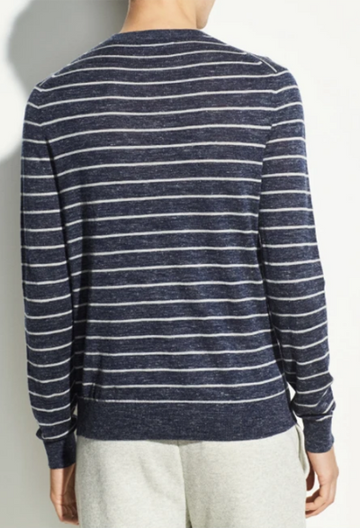Vince Striped Crew - RUST & Co.