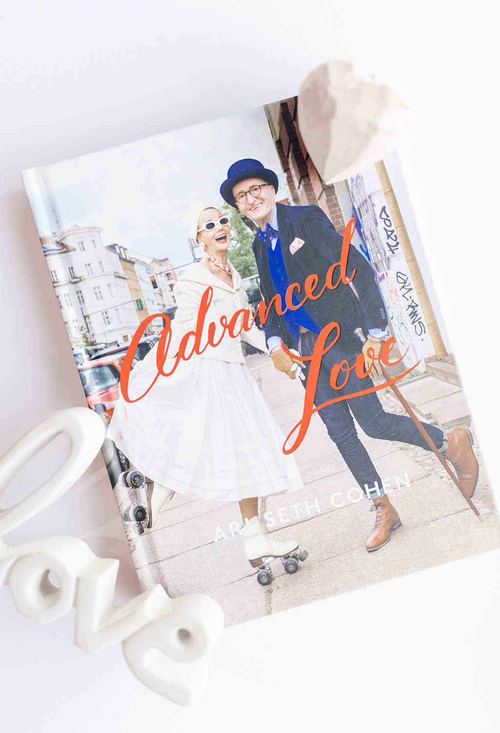 Advanced Love Hardcover Book