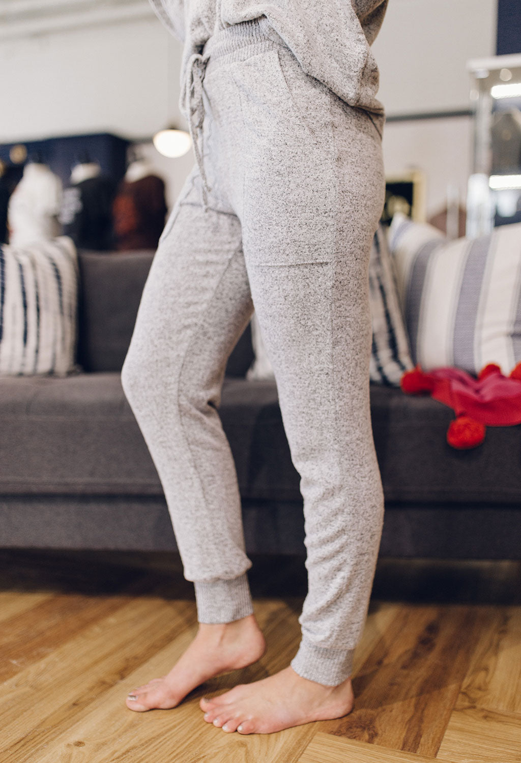 Cozy Knit Jogger - RUST & Co.