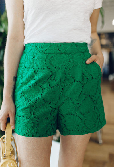 Ella Shorts - RUST & Co.