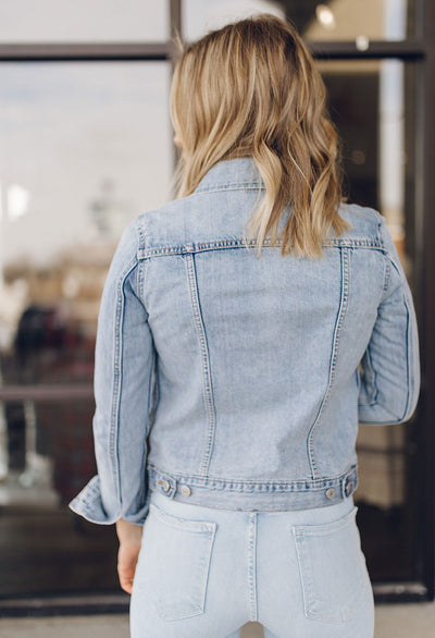 Levi's Original Trucker Denim Jacket - RUST & Co.